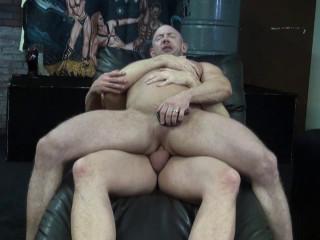Big Bear Fucks Tight Holes