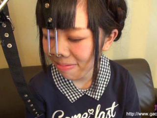 Extraordinary - Japanese Chick Savagely Ball-gagged