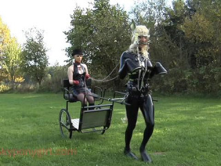 From Person to Ponygirl - Pleasure Ride