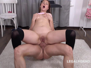 Mr. Anderson's Anal Casting with Sarah Dele