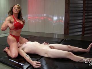 Brandi Mae Alpha Muscle Goddess