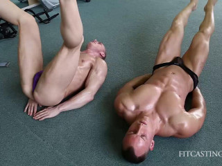 Hold Move Competition - Dmitry and Stas - Part 1 - Full Movie - HD 720p