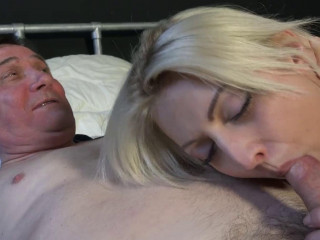 Uber-sexy Teenager Chick Like Fucky-fucky With Older Folks Part 4