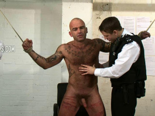 Ordering wilkinson to submit to a strip search Master Nick soon works out what