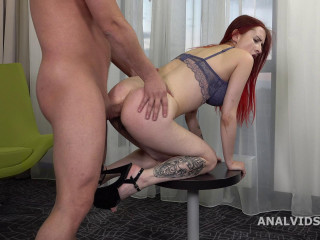 Welcome Mr. Anderson's Assfucking Audition
