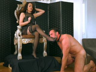 Princess Carmela - The Edge Of Humiliation