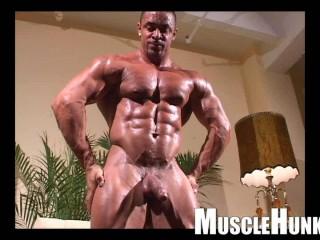 MuscleHunks - Eddie Camacho's lost interview