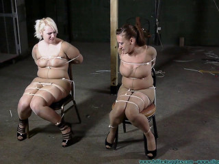 Brenda - In stockings but not on legs - Part 1
