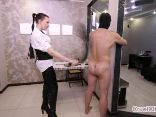 Olivia whiping