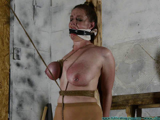 Peppers Ordeal - Extreme, Bondage, Caning