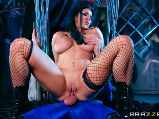 Romi Rain - Energy Plowers A Hardcore Parody Part 3 (2017)