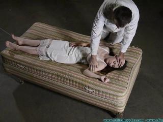 Serene Isley's Bondage Dream - Hogtaped - Part 1