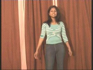 Indian Girls Urinating and Lactating