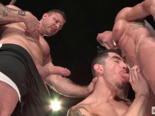 Johnny V, Austin Wolf, Jeremy Spreadums