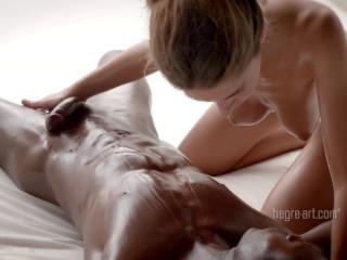 Charlotta - Penis Teasing Massage
