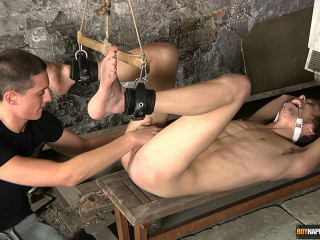 Alexander Syden Becomes A Bottom Slave by Kenzie Madison