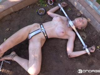 BondageLife - Garden Girl