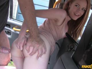 Posh redhead with big nipples