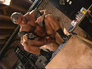 Best anal collection of Francois Sagat