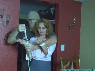 He Jaws Boned Me with His Soles Then Left Me Hog tied 1 part - BDSM,Humiliation,Torture HD 720p