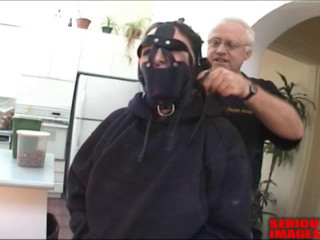 SI - Mariposa Secret Restrain bondage Hoody