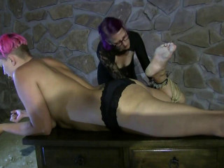 Drooling Hogtie in the new Dungeon