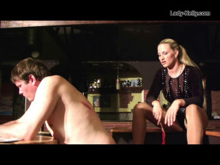 Young-femdom - Amazing Lady Kelly in 2 sessions