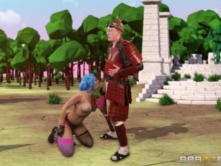 Rachel Starr - League of Pornstars A Xxx Parody FullHD 1080p