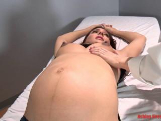Sadie Holmes The Cure For Pregnant Frustration (2015)
