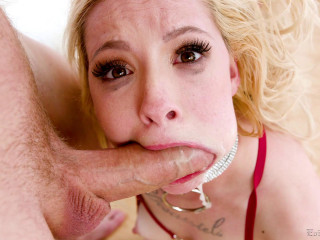 Anal Doll Kenzie Reeves Gets Intense Buttfucking