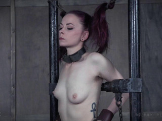 InfernalRestraints - Ivy Addams - Smirk Pretty
