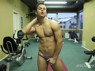Posing Workout - Vlad - Part 2 - Full Movie - HD 720p