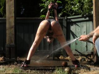 SensualPain - Aug 06, 2017 - Stuck in the Filth part 2 - Abigail Annalee, Tormentor James