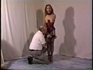 Devonshire Productions restrain bondage vid 126