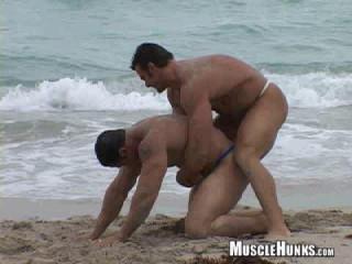 MuscleHunks - Eddie Camacho and Frank de Feo