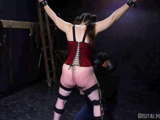 BrutalMaster - Lilah Rose - Braced For Torture