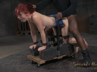 Realtimebondage - Jul 20, 2015	- Utter destruction in the final part of Violet Monroe's BaRS show!