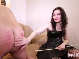 bastinado masturbating