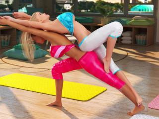 Yoga Class - Mental Expansion