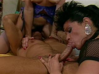 Deep Inside Vanessa Del Rio (1986) - Erica Boyer, Kari Foxx, Krista Lane