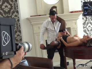 Behind The Scenes Of Cara My Submissive Secretary