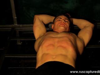 Bodybuilder Vasily in Jail - Final Part