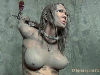 Mud Slut - Extreme, Bondage, Caning