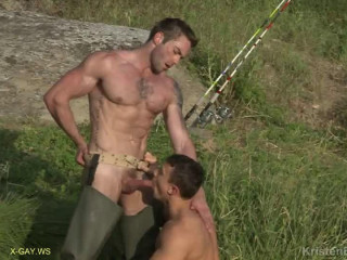 First Time 1 Scene 4 - Mike Colucci, Jake Genesis