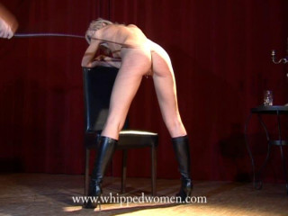 Business Whipping - Anika