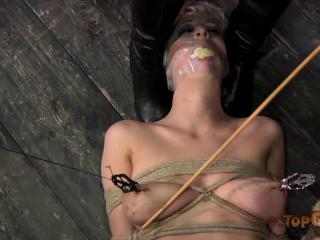 Tramp Strapped # 2 (SD & Virgin Torn) Topgrl