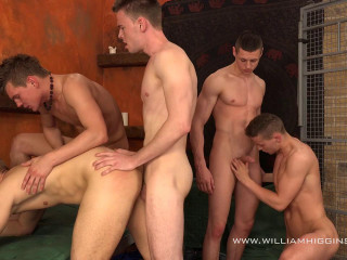 Wank Party 2014 #3, Part 2 Raw