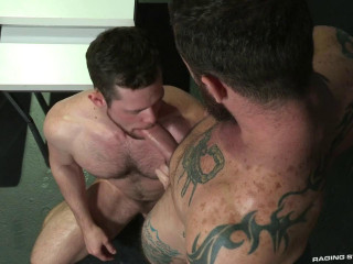 rs - Shut Up and Fuck Me!: Kurtis Wolfe & Sergeant Miles