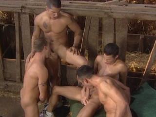 Spokes Orgy