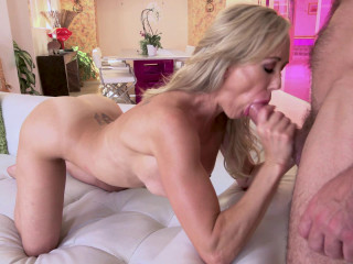 Brandi Enjoy Is A Cougar Who Needs Some Cock - Total HD 1080p